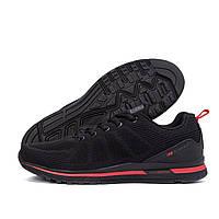 Мужские кроссовки BAAS TREND текстиль Black