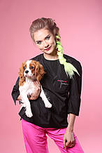 Блуза для грумера DOG STYLIST Groomer professional®