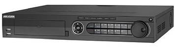 16-канальний Аналог/HD-TV/HDCVI/AHD/IP відеореєстратор DS-7316HUHI-K4