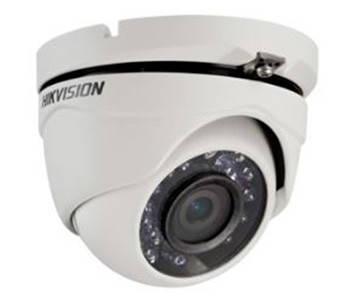 1MP Камера TVI / AHD / CVI / CVBS внутр / Вуличні Hikvision DS-2CE56C0T-IRMF (2.8 мм)