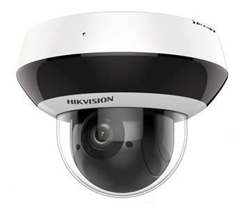4 Мп IP PTZ відеокамера Hikvision з Wi-Fi DS-2DE2A404IW-DE3 / W (2.8-12 ММ)