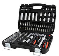 Набор инструментов в чемодане головки BOXER 108 единиц