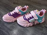 Розовые кроссовки. Walker кроссовки розовые., фото 4