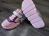 Розовые кроссовки. Walker кроссовки розовые., фото 3