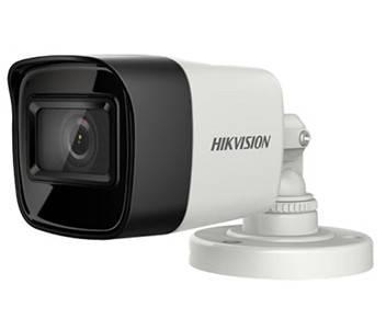8Мп TVI / AHD / CVI / CVBS відеокамера Hikvision DS-2CE16U0T-ITF (2.8 ММ)