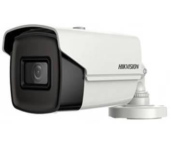 8Мп TVI / AHD / CVI / CVBS відеокамера Hikvision DS-2CE16U0T-IT3F (3.6мм)