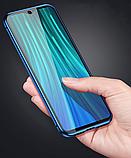Магнитный металл чехол FULL GLASS 360° для Xiaomi Poco M2 /, фото 3