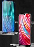 Магнитный металл чехол FULL GLASS 360° для Xiaomi Poco M2 /, фото 7
