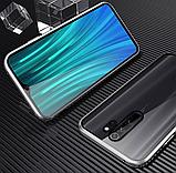Магнитный металл чехол FULL GLASS 360° для Xiaomi Poco M2 /, фото 9
