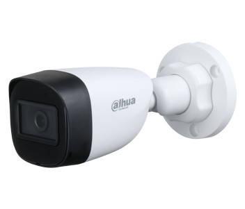 2Мп HDCVI / CVBS відеокамера Dahua із вбудованим мікрофоном DH-HAC-HFW1200CP-A (2.8 ММ)