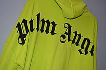 Худі Palm Angels light green, фото 3