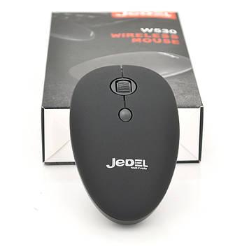Мышь беспроводная JEDEL W530, Q100