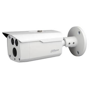 4 МП циліндрична вулична / внутр камера DH-HAC-HFW1400DP-B (3.6 мм)