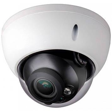4 МП купольна варіофокальний вуличні / внутр камера DH-HAC-HDBW1400RP-Z