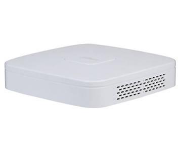 4-канальний Smart 4K NVR c PoE комутатором на 4 порти DHI-NVR4104-P-4KS2 / L