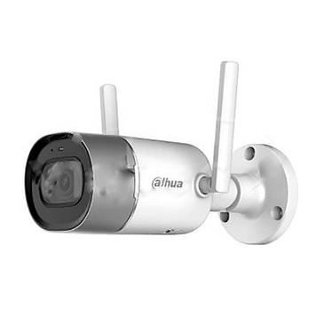 2 МП циліндрична Wi-Fi відеокамера з SD картою і звуком DH-IPC-G26P