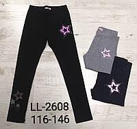 Лосини для дівчаток Sincere, 116-146 pp. Артикул: LL2608