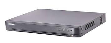 8-канальний HDTVI / HDCVI / AHD / CVBS відеореєстратор Hikvision DS-7208HUHI-K2