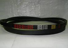 Ремінь приводний клиновий УБ-3150 (SPB) ДОН