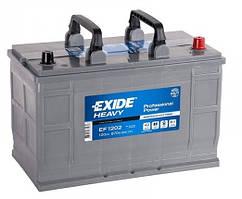 АКБ EXIDE 6СТ - 120Ач 870А R+ Professional Power  EF1202