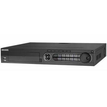 24-канальний HDTVI / HDCVI / AHD / CVBS / IP відеореєстратор Hikvision DS-7324HUHI-K4