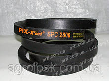 Ремень узкоклиновой УВ-2800 (SPC-2800) ДОН