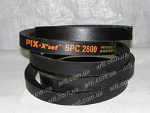 Ремінь узкоклиновой УВ-2800 (SPC-2800) ДОН