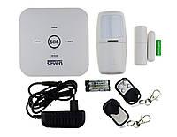 Розумна Wi-Fi GSM сигналізація SEVEN HOME A-7010