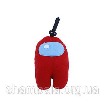 М'яка іграшка-брелок Амонг Ас, Космонавт Among Us (096018)