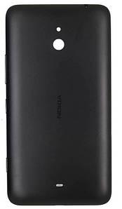 Оригинальная Задняя Панель Корпуса (Крышка) для Nokia 1320 Lumia (Черная)