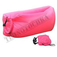 Надувной гамак Lamzak pink