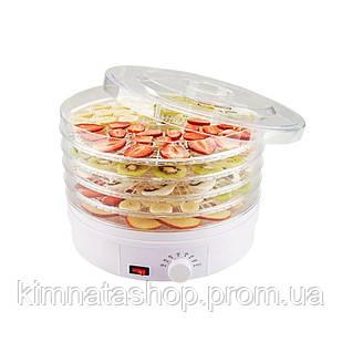 Сушарка для овочів і фруктів з терморегулятором