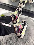 """Жіночі кросівки Adidas Yeezy Boost 700 """"Wave Runner Pink"""". Живе фото. (Репліка ААА+), фото 6"""