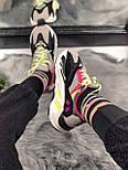 """Жіночі кросівки Adidas Yeezy Boost 700 """"Wave Runner Pink"""". Живе фото. (Репліка ААА+), фото 7"""