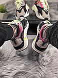 """Жіночі кросівки Adidas Yeezy Boost 700 """"Wave Runner Pink"""". Живе фото. (Репліка ААА+), фото 8"""