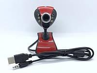 Веб-камера 899 для компьютера и ноутбука