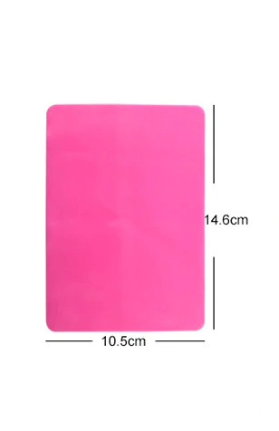 Силиконовый коврик для работы с эпоксидной смолой, А6