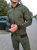 Мужской спортивный костюм Адидас. Хлопок.