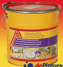 Покрівельна рідка гідроізоляційна мембрана Sikalastic-621 TC/ 21,6 кг