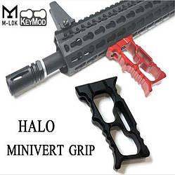 Передня рукоятка HALO MINIVERT STYEL M-lok / Keymod
