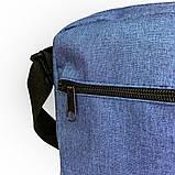 Мужская барсетка Nike ( синий ), фото 7