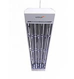 UKROP У 6000 - промисловий інфрачервоний обігрівач стельовий средневолновый, фото 3