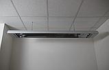 UKROP У 6000 - промисловий інфрачервоний обігрівач стельовий средневолновый, фото 5