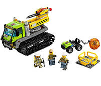Lego City Гусеничная машина исследователей вулканов 60122, фото 2