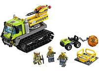 Lego City Гусеничная машина исследователей вулканов 60122, фото 3