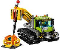 Lego City Гусеничная машина исследователей вулканов 60122, фото 4