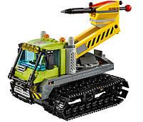 Lego City Гусеничная машина исследователей вулканов 60122, фото 5