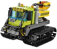Lego City Гусеничная машина исследователей вулканов 60122, фото 6