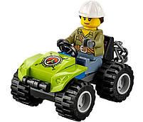 Lego City Гусеничная машина исследователей вулканов 60122, фото 8