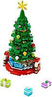 Lego Iconic Новогодняя ёлка 40338, фото 2
